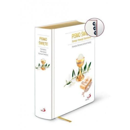 Pismo Św. ST i NT - I Komunia Św. (paginatory)