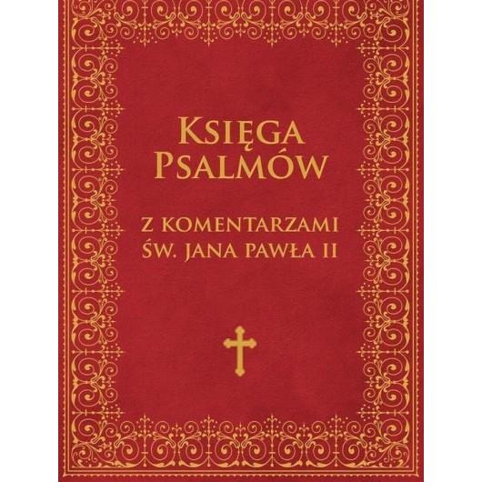 Księga Psalmów z komen. św. JP II w.2015