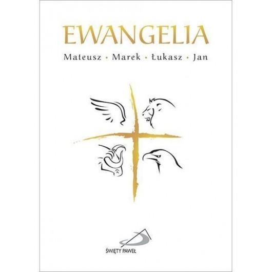 Ewangelia. Mateusz,Marek,Łukasz,Jan (mały format)