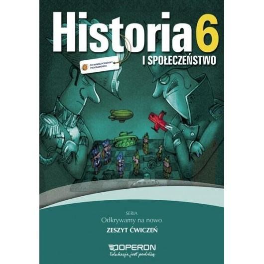 Historia SP 6 Odkrywamy na nowo ćw w.2014 OPERON