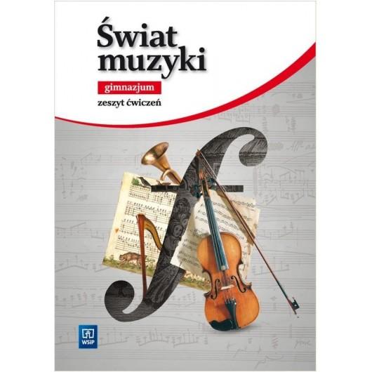 Muzyka GIM Świat muzyki 1-3 ćw. w.2016 WSiP