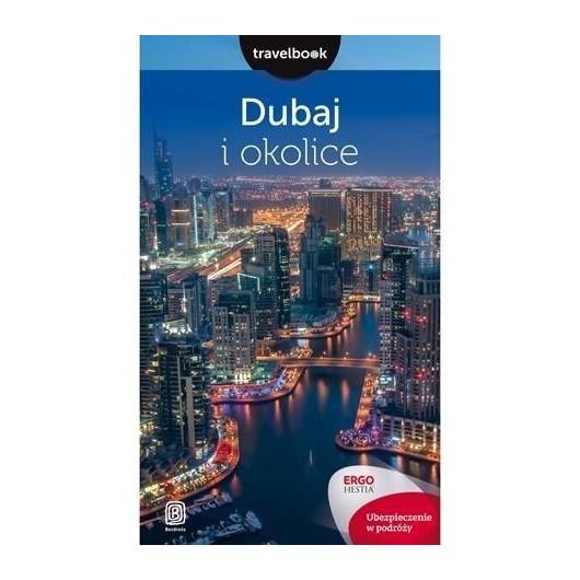 Travelbook - Dubaj i okolice w.2016