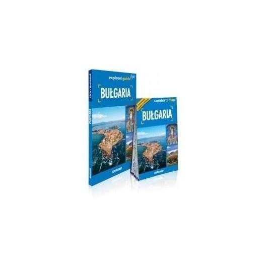 Explore! guide light Bułgaria wyd.2018