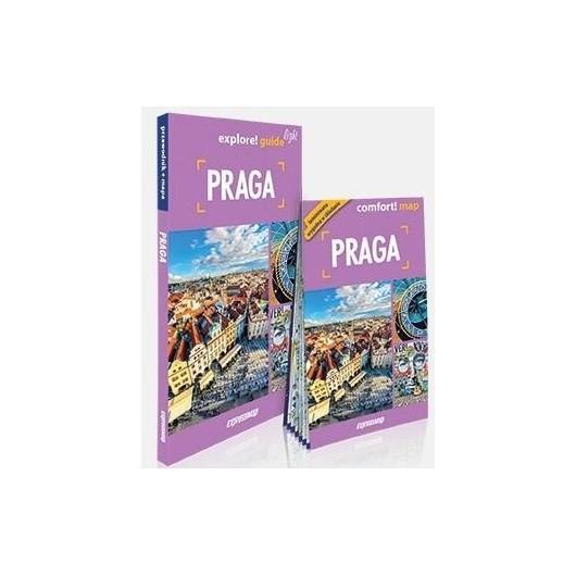 Explore! guide light Praga wyd.2018
