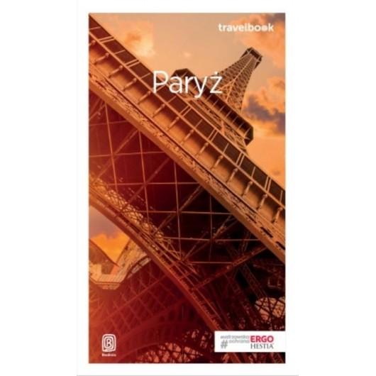 Travelbook - Paryż w.2018