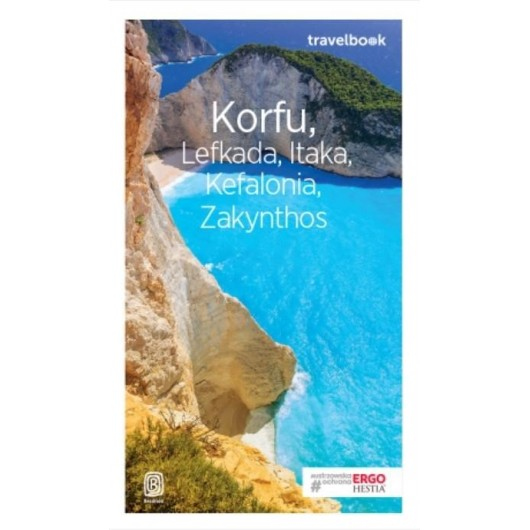 Travelbook - Korfu, Lefkada, Itaka... w.2018