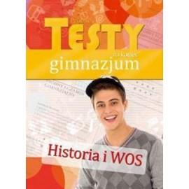 Próbne testy na koniec gimnazjum - Historia i WOS