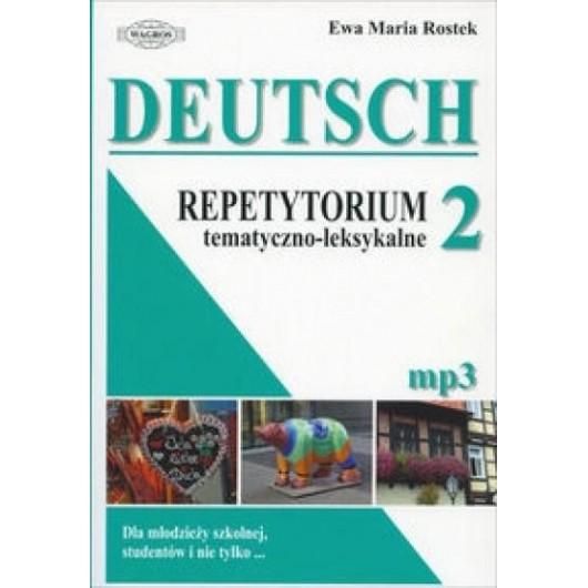 Deutsch. Repetytorium 2 tem.- leks. mp3 w.2015