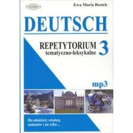 Deutsch. Repetytorium 3 tem-leks. mp3 w.2015