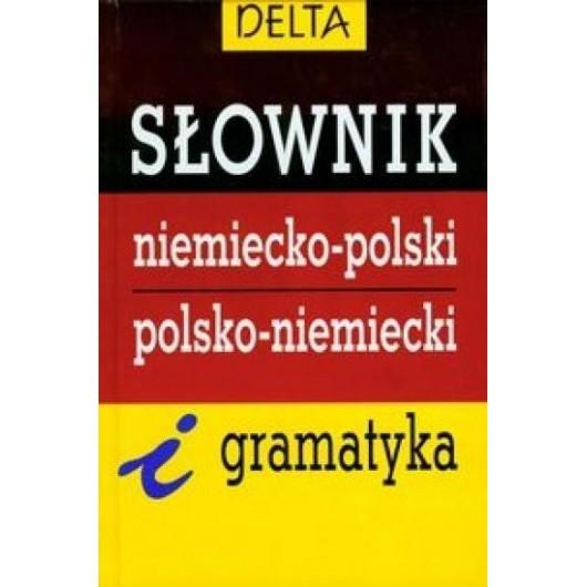 Słownik niem-pol pol-niem i gramatyka