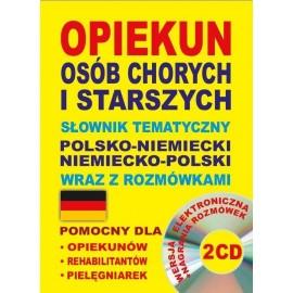 Opiekun osób chorych i starszych.pol-niem + CD