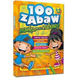 100 zabaw GREG