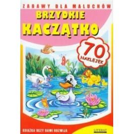 Zabawy dla maluchów - Brzydkie kaczątko Literat