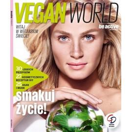 Be active. Wegan World