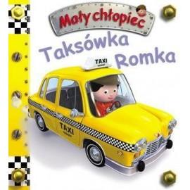 Mały chłopiec - Taksówka Romka