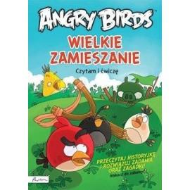 Angry Birds Wielkie zamieszanie Czytam i ćwiczę