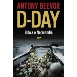 D-Day. Bitwa o Normandię twarda