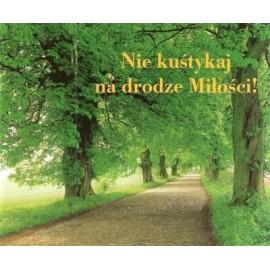 Perełka 081 - Nie kuśtykaj na drodze Miłości!