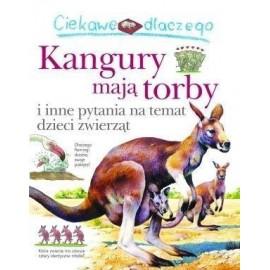 Ciekawe dlaczego - Kangury mają torby