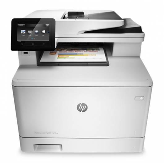 Urządzenie wielofunkcyjne HP Color LaserJet PRO M477fdw