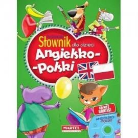 Ilustrowany słownik dla dzieci angielsko-polski CD