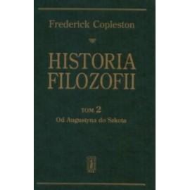 Historia filozofii T.2 Od Augustyna do Szkota