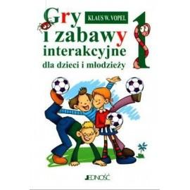 Gry i zabawy interakcyjne dla dzieci i młodzieży 1