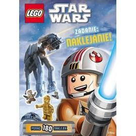 Zadanie: naklejanie! LEGO (R) Star Wars(TM)