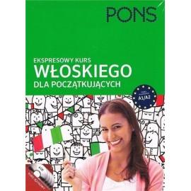 Ekspresowy kurs dla początkujących: włoski PONS
