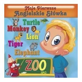 Moje pierwsze ang. słówka. Zoo