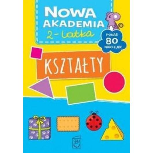 Nowa Akademia 2-latka. Kształty