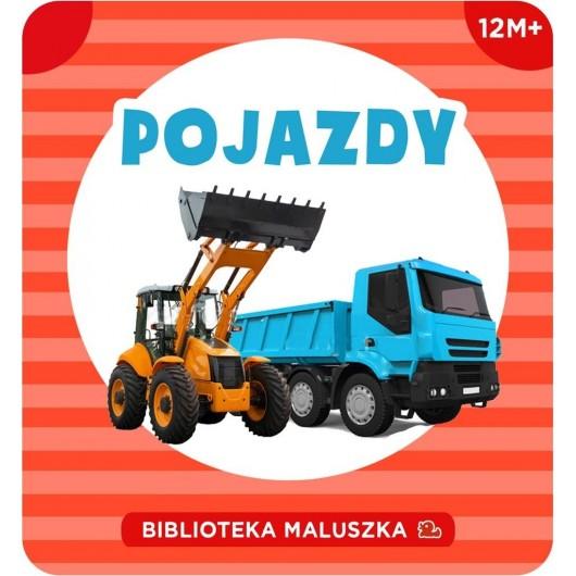 Biblioteka Maluszka. Pojazdy