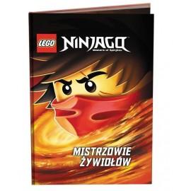 LEGO (R) Ninjago. Mistrzowie Żywiołów