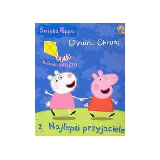 Świnka Peppa Chrum chrum 2 Najlepsi przyjaciele