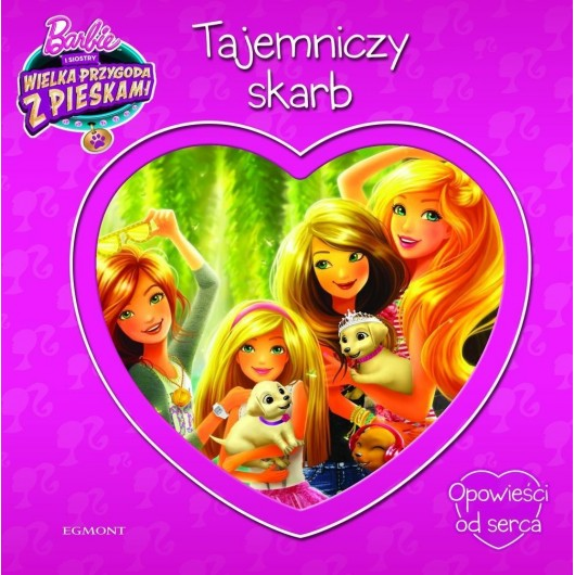 Barbie. Opowieści od serca. Tajemniczy skarb