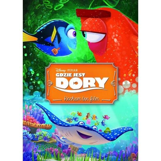 Gdzie jest Dory? Kocham ten film