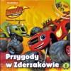Blaze i megamaszyny 1 Przygody w Zderzakowie + DVD