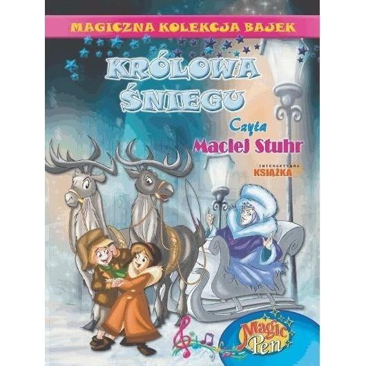 Magiczna Kolekcja Bajek T.10 Królowa śniegu + CD