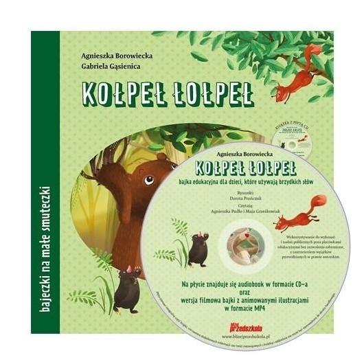 Kołpeł Łołpeł + CD+ MP4