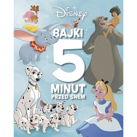 Klasyka Disneya. Bajki 5 minut przed snem