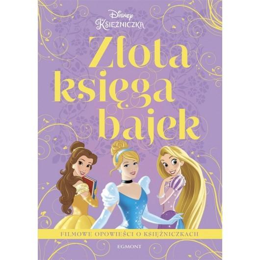 Filmowe opowieści o księżniczkach. Złota księga ba
