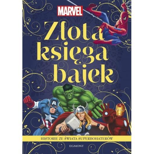 Marvel. Historie ze świata superbohaterów.