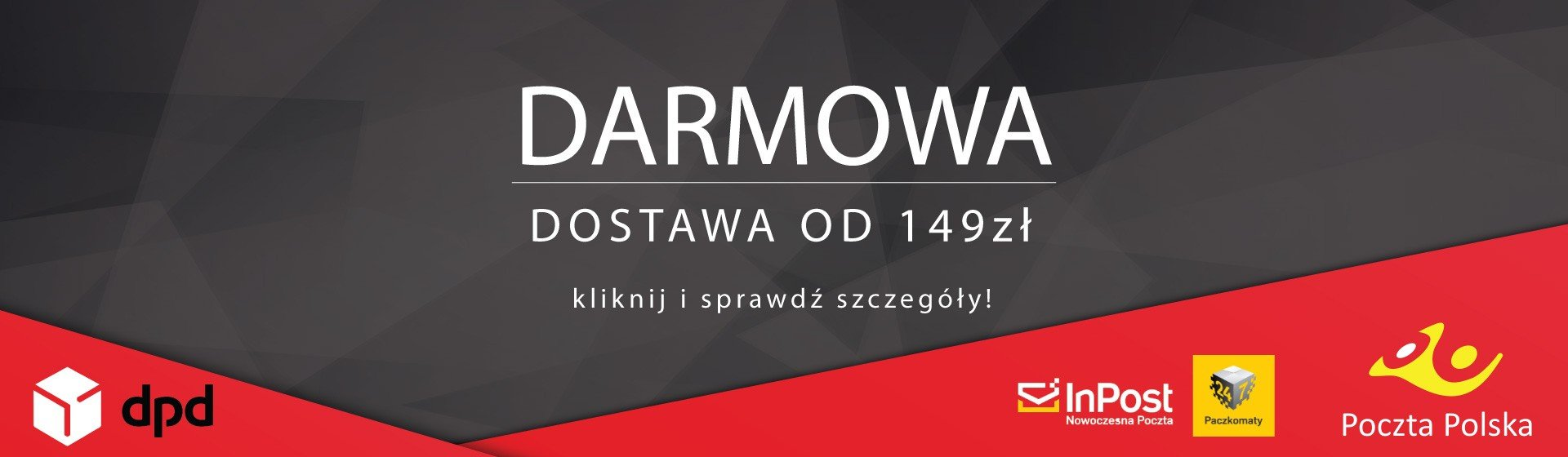 Darmowa dostawa sklepie internetowym Anzu.pl już od 149 zł!